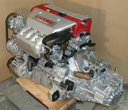 Alfa romeo brera engine swap 14