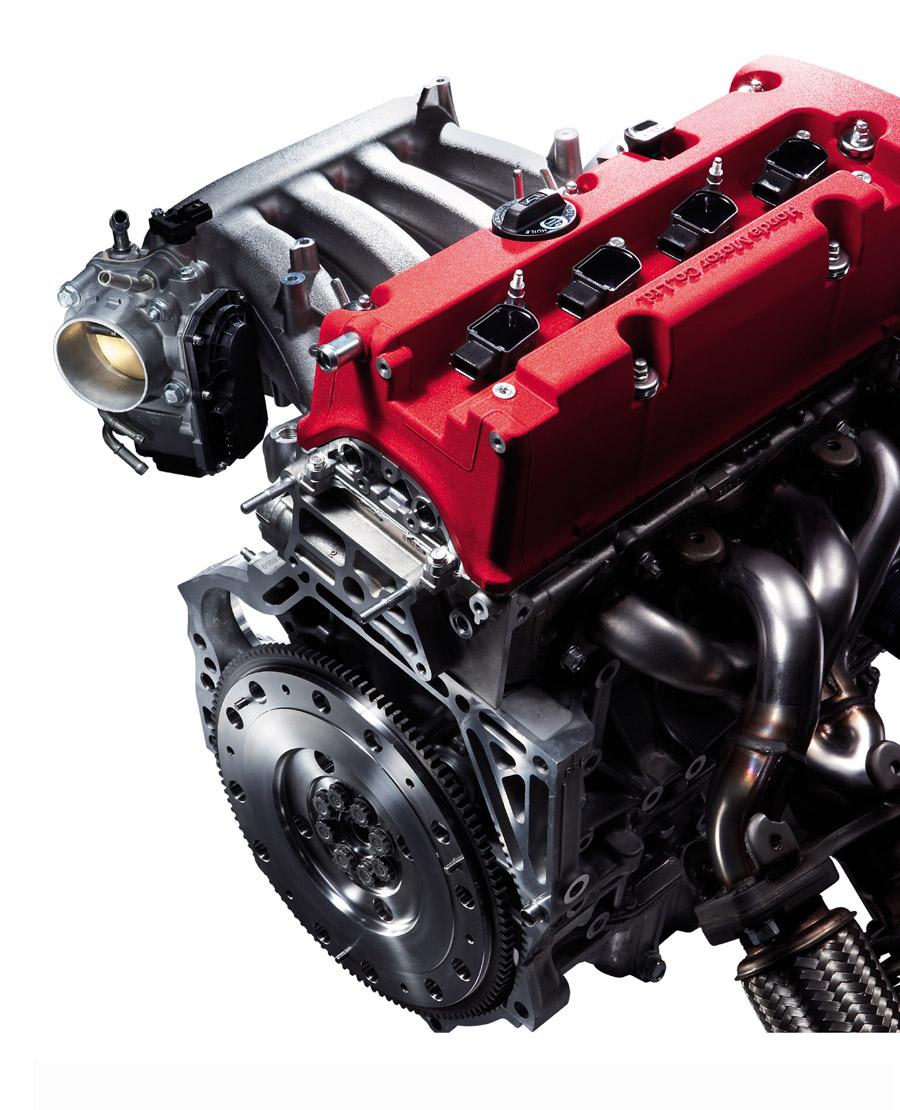 K20_02  Triton Engine Diagram on